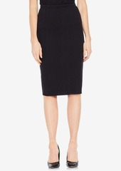 Vince Camuto Cable-Knit Pencil Skirt