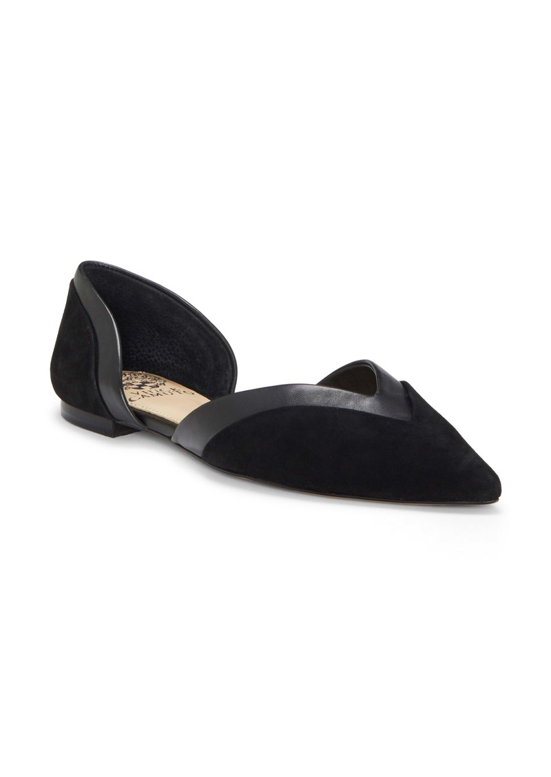 Vince Camuto Caivan d'Orsay Flat (Women)