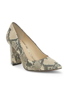 Vince Camuto Candera Pointed Toe Pump (Women)
