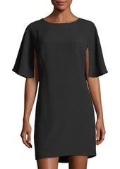 Vince Camuto Cape-Sleeve Sheath Dress