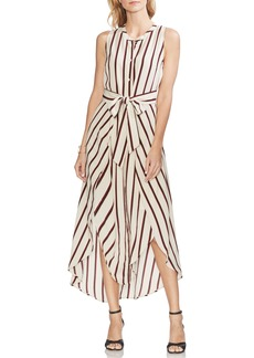 Vince Camuto Caravan Stripe Maxi Dress