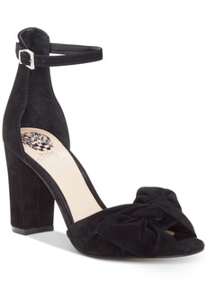 df6d4f3aa7a5 SALE! Vince Camuto Vince Camuto Shetana Block-Heel Dress Sandals ...