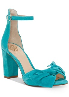 Vince Camuto Carrelen Knotted Dress Sandals Women's Shoes