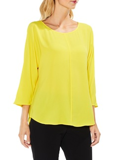 Vince Camuto Center Seam Blouse
