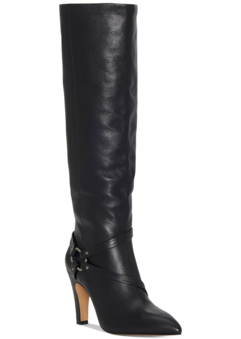 Vince Camuto Charmina 2 Wide-Calf Dress Boots Women's Shoes