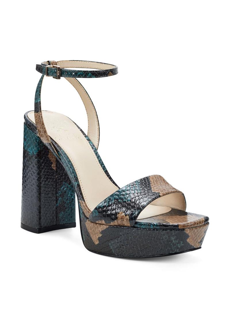 Vince Camuto Chastin Platform Sandal (Women)