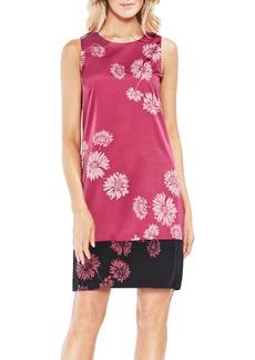 Vince Camuto Chateau Floral Shift Dress