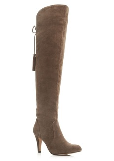 VINCE CAMUTO Cherline Over The Knee High Heel Boots