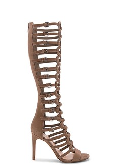 Vince Camuto Chesta Gladiator in Taupe. - size 10 (also in 6,7.5,8,8.5,9,9.5)