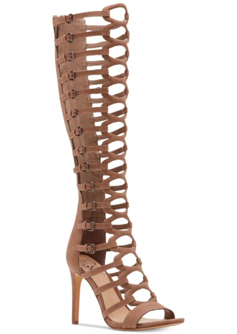 a73f6da04cc Vince Camuto Vince Camuto Chesta Over-The-Knee Gladiator Sandals ...