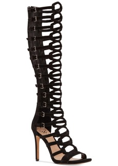 Vince Camuto Chesta Over-The-Knee Gladiator Sandals Women's Shoes