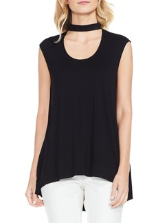 Vince Camuto Choker Neck Top (Regular & Petite)