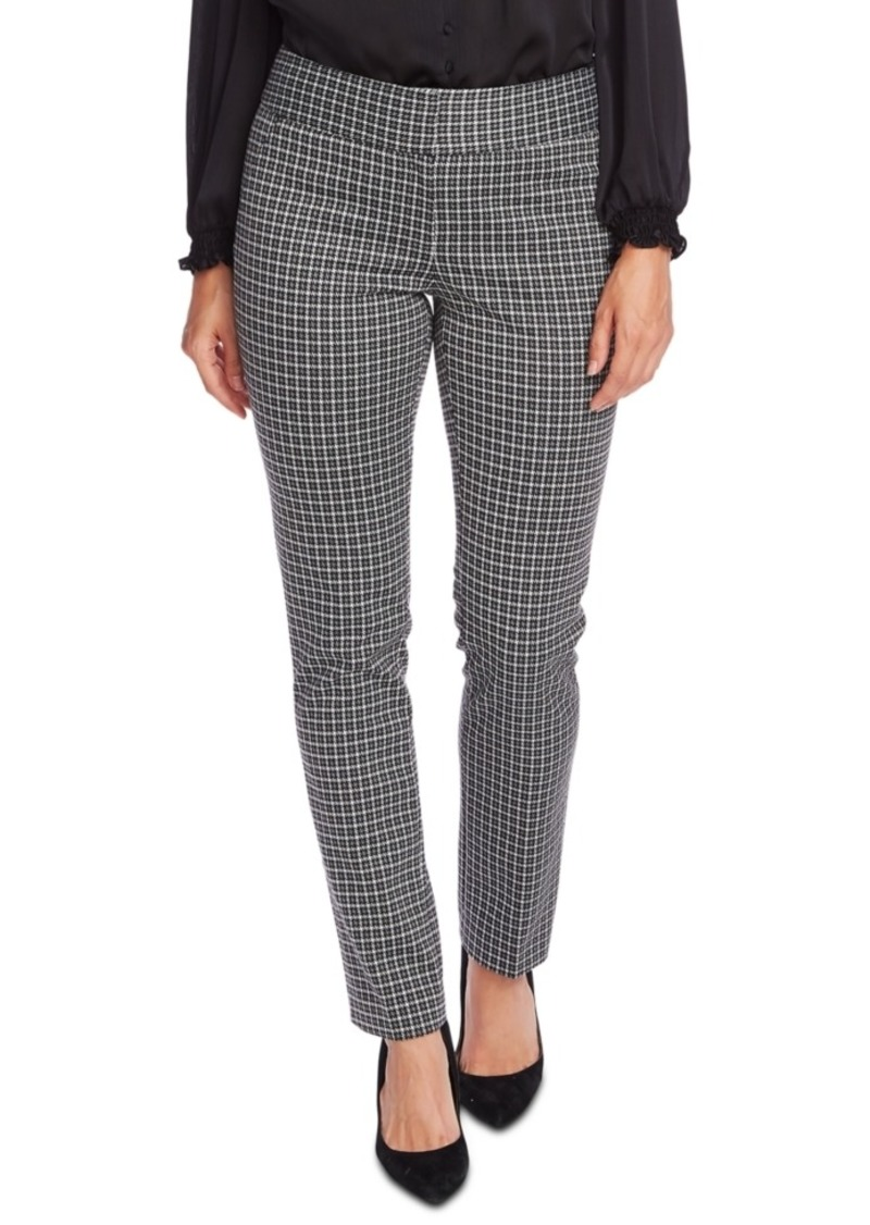 Vince Camuto Classic Check Pants