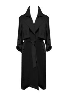 Vince Camuto Classic Longline Coat