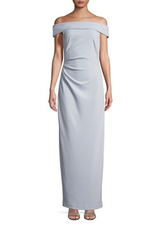 Vince Camuto Classic Off-the-Shoulder Dress