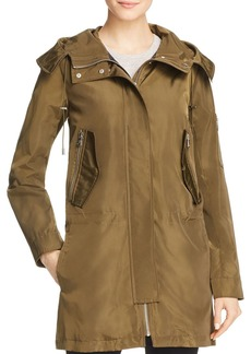 VINCE CAMUTO Coated Parka