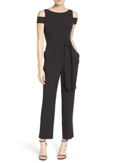 Vince Camuto Cold Shoulder Jumpsuit