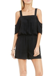 Vince Camuto Off the Shoulder Romper
