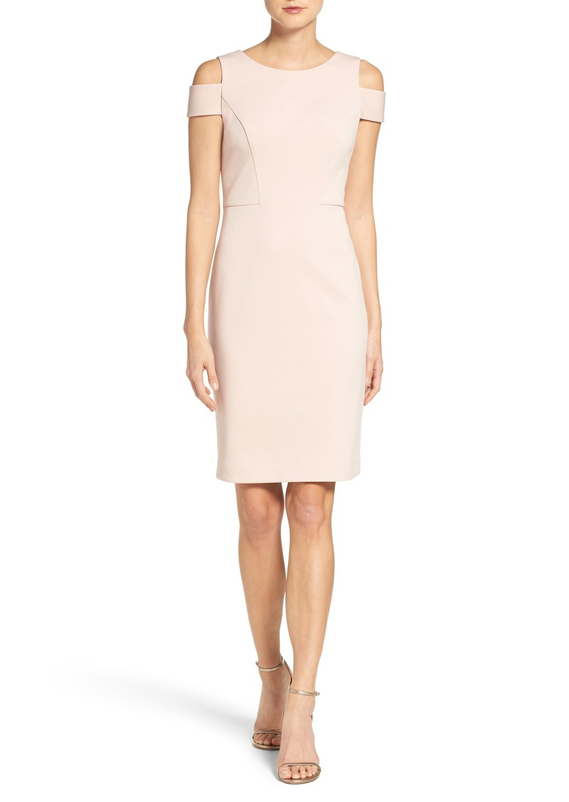 f07d7320 Vince Camuto Vince Camuto Cold Shoulder Sheath Dress | Dresses