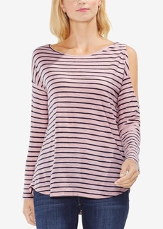 Vince Camuto Cold-Shoulder T-Shirt