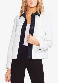 Vince Camuto Colorblocked Jacket
