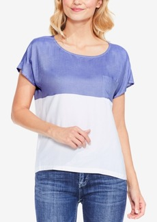 Two By Vince Camuto Colorblocked T-Shirt