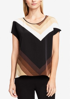 Vince Camuto Colorblocked Top