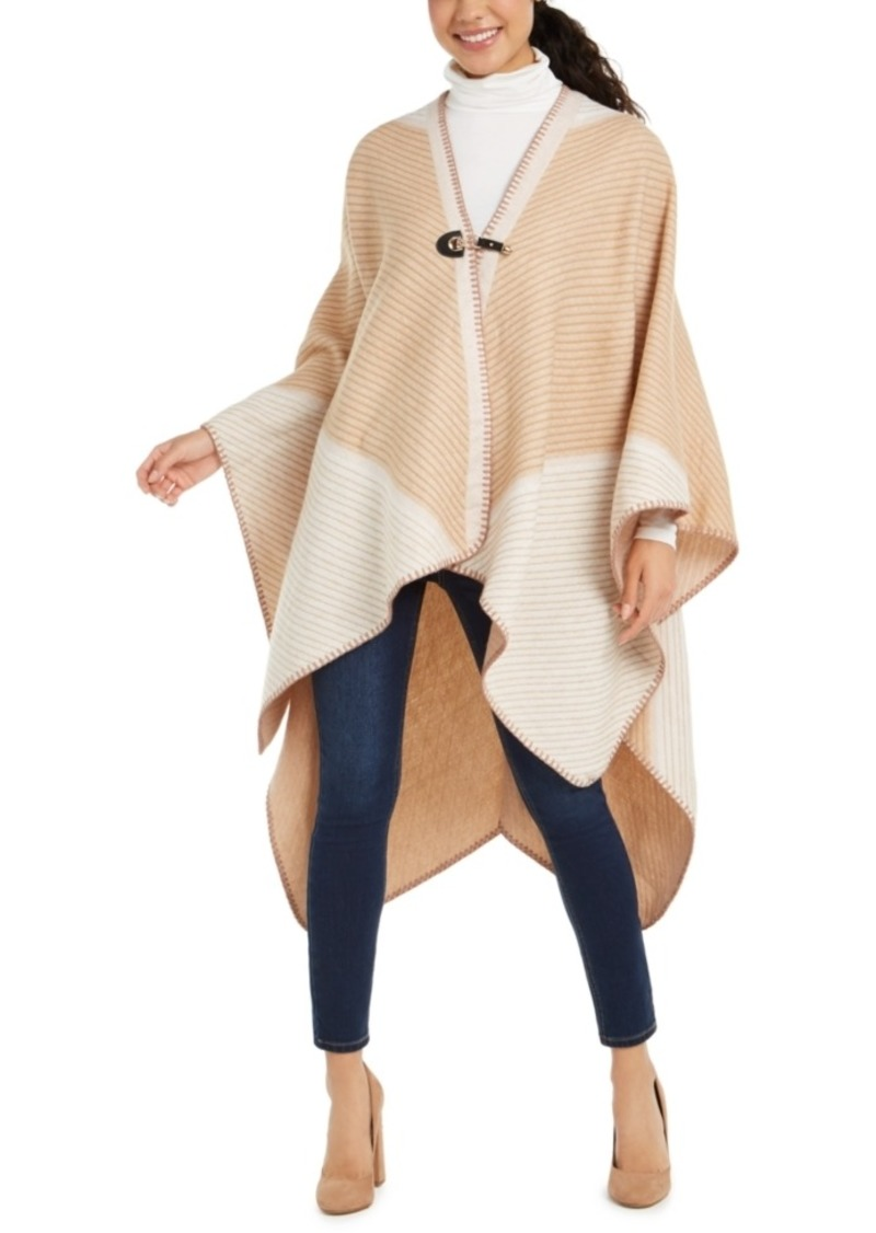 Vince Camuto Colorblocked Topper