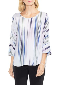 Vince Camuto Colorful Peaks Top