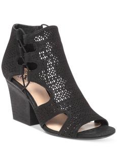 Vince Camuto Corbina Block-Heel Dress Sandals Women's Shoes