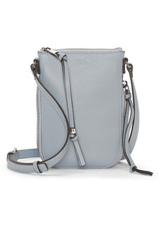 Vince Camuto Corin Leather Phone Crossbody Bag