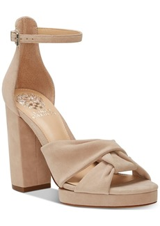 Vince Camuto Corlesta Knotted Platform Dress Sandals Women's Shoes