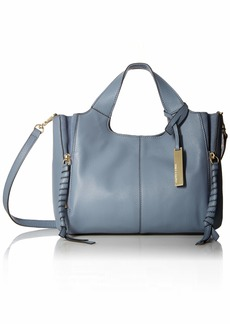 Vince Camuto Cory Satchel serenity blue