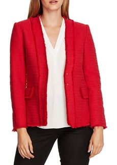 Vince Camuto Cotton Tweed Jacket