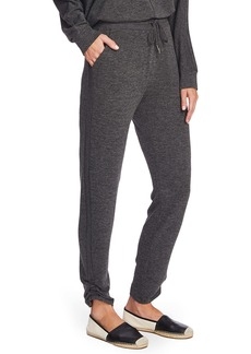 Vince Camuto Cozy Ruched Leg Jogger Pants
