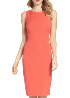 Vince Camuto Crepe Dress