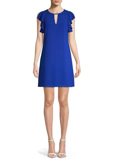 Vince Camuto Cut-Out Dress