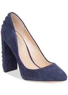 Vince Camuto Dallan Lace-Up-Heel Pumps Women's Shoes