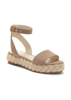 Vince Camuto Defina Ankle Strap Platform Sandal (Women)