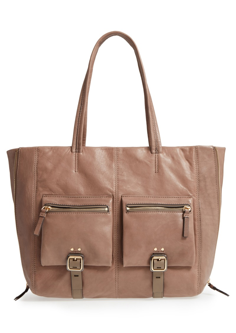 Vince Camuto Delos Leather Tote Nordstrom Exclusive