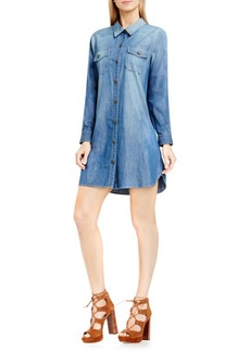 Vince Camuto Denim Shirt Dress