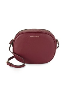 Vince Camuto Diann Round Leather Crossbody Bag