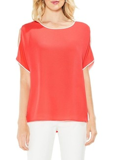Vince Camuto Dolman-Sleeve Blouse