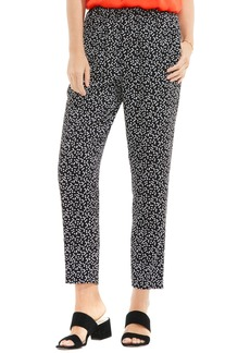 Vince Camuto Dotted Harmony Soft Ankle Pants