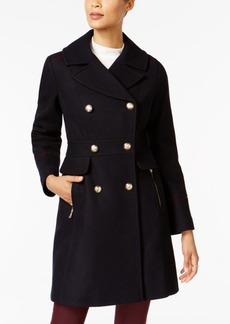 Vince Camuto Double-Breasted Peacoat