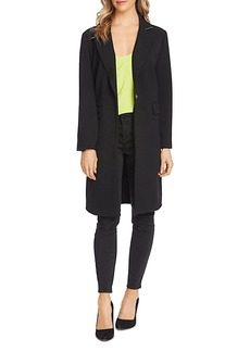VINCE CAMUTO Double-Weave Coat