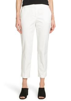 Vince Camuto Crop Straight Leg Pants (Regular & Petite)