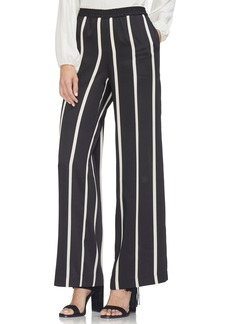 Vince Camuto Dramatic Stripe Pull-On Pants (Regular & Petite)