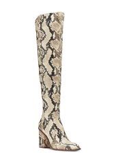 Vince Camuto Dreven Over the Knee Boot (Women) (Narrow Calf)