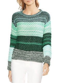 VINCE CAMUTO Drop-Shoulder Color-Block Sweater